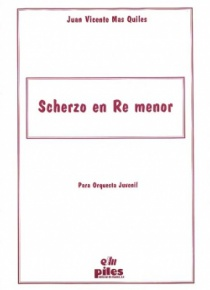 Scherzo en Re menor