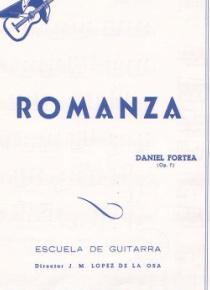Romanza, op.7