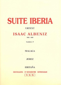 Suite Iberia (quart quadern)