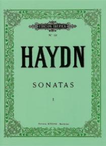 Sonatas Vol.I (1-10), by F. Joseph Haydn
