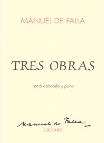 Three works for cello and piano