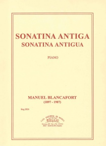 Sonatina Antigua