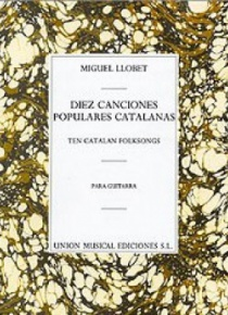 Ten Catalan Folksongs