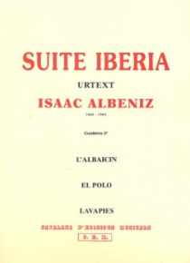 Suite Iberia (third book)