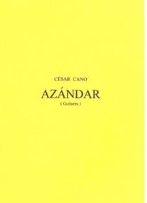 Azándar, for guitar