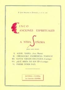 Cinco canciones espirituales a Nuestra Señora