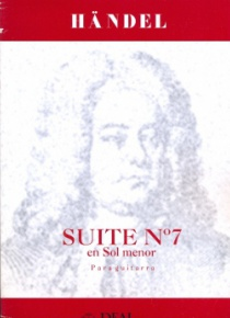 Suite nº 7 en sol menor