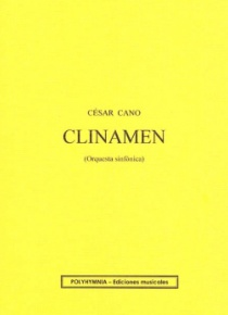 Clinamen,  for orchestra