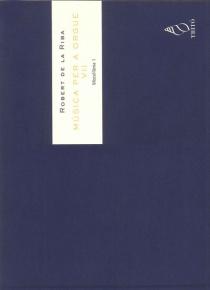 Música per a orgue vol. VII - Miscel·lània