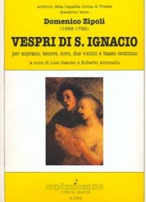 Vespri di S.Ignacio
