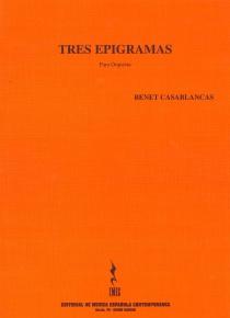 Tres Epigrames
