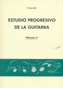 Estudio progresivo de la guitarra, vol.2