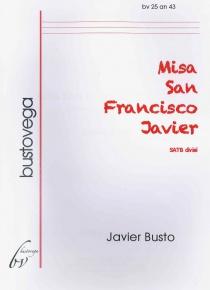 Misa San Francisco Javier