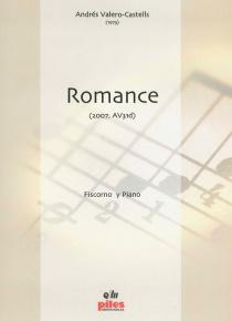 Romance. Fliscorno y Piano (2007 AV31d) , by  Andrés Valero