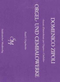 Orgel und cembalowerke Band. 1