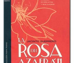 La Rosa del azafrán, by Jacinto Guerrero