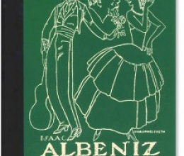 New edition of the Complete Works for voice and piano by Isaac Albéniz