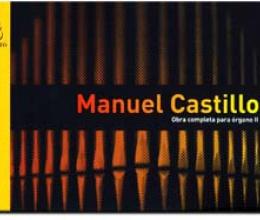 Manuel Castillo: Integral per a orgue vol.2