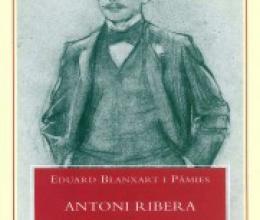 Eduard Blanxart presenta su libro sobre el músico Antoni Ribera