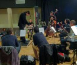 Obrim la Sala Tritó: Streaming Concurs Internacional de Direcció de l'Orquestra de Cadaqués