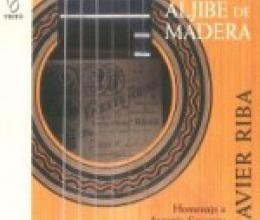 Javier Riba presenta el seu CD d'homenatge a Andrés Segovia