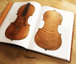 The Golden Age of Violin Making in Spain, entre los mejores libros editados en 2014
