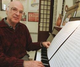 Mor el compositor Xavier Benguerel