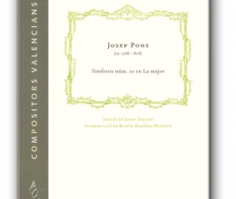 Nova simfonia de Josep Pons