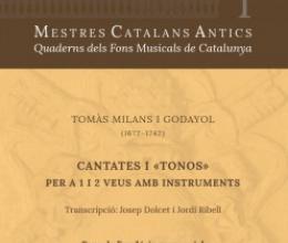 Nova col·lecció de recuperació de patrimoni musicològic: