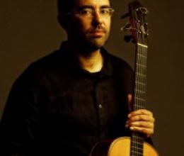 El guitarrista Javier Riba presenta