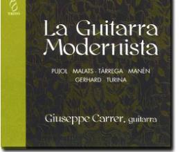 La Guitarra Modernista: homenaje al instrumento