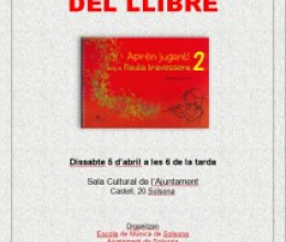 Presentació a Solsona del llibre «Aprèn jugant! amb la flauta travessera II»