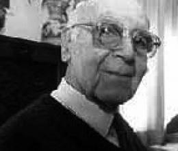 Fallece Joaquim Homs a los 97 años