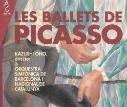 "Release of the double album ""Les ballets de Picasso"""
