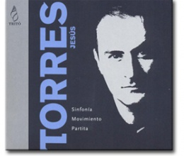 New CD with symphonic works by Jesus Torres