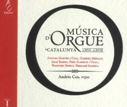 Música d'orgue a Catalunya