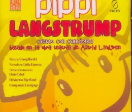 Pippi Langstrum, the musical, now in spanish