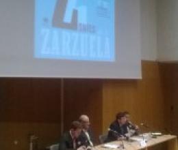 Crónica de las Jornadas de la Zarzuela