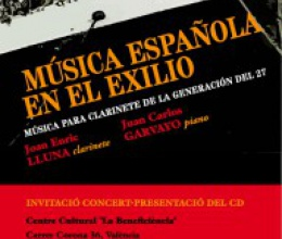 Presentació del nou CD