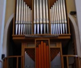 Música para órgano, de Robert de la Riba