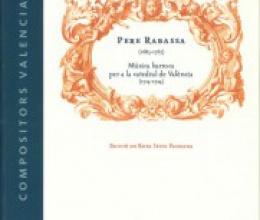Recull de música religiosa de Pere Rabassa