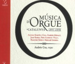 "The ""Organ music in Catalonia"" Collection"