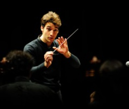 The audiovisual producer Daniel Arregui has launched a crowdfunding project to make a documentary about the 11th Cadaqués Orchestra International Conducting Competition