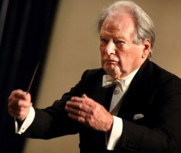 Our conductors (IV). Sir Neville Marriner