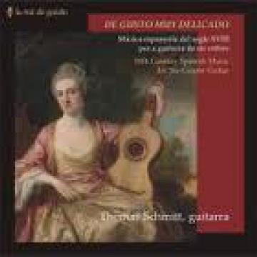De gusto muy delicado. Música Espanyola del segle XVIII