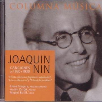 Canciones 1929-1930