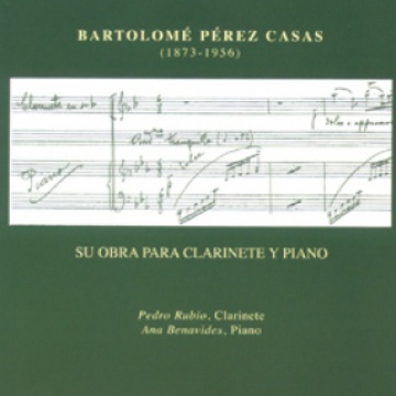 Works for clarinet and piano