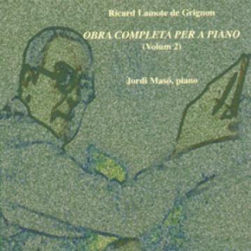 Obra completa para piano, vol. 2