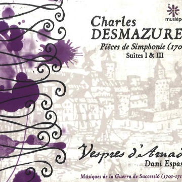 Pièces de Simphonie - Suites I & III