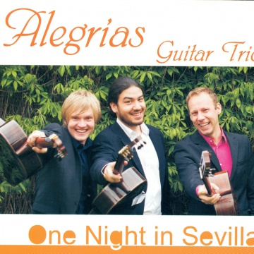One night in Sevilla